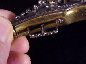 Wheellock pistol E0080 RN-4-25