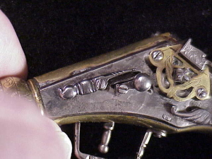Wheellock pistol E0080 RN-4-26