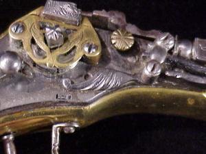 Wheellock pistol E0080 RN-4-27