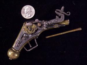 Wheellock pistol E0080 RN-4-28