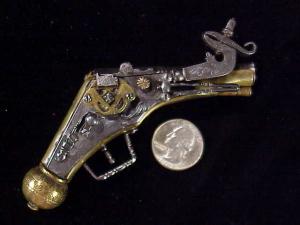 Wheellock pistol E0080 RN-4-3