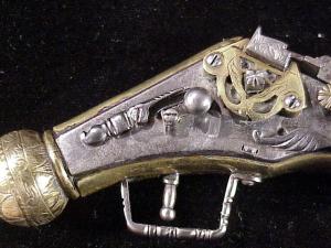 Wheellock pistol E0080 RN-4-31