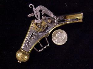 Wheellock pistol E0080 RN-4-4
