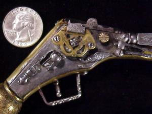 Wheellock pistol E0080 RN-4-6