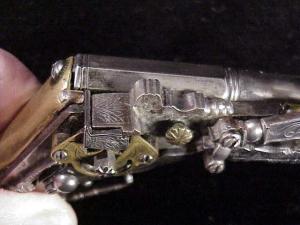 Wheellock pistol E0080 RN-4-8