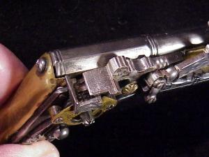Wheellock pistol E0080 RN-4-9
