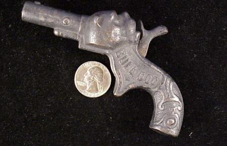 Bull dog cap pistol KD-32-1