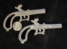 Firecracker pistols KD-46 & 46-1