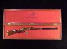 Uberti Win 66 rifle cased 316-1