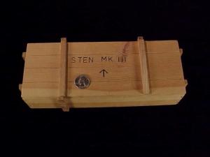 Gordon Heasman Sten MK II-1-26