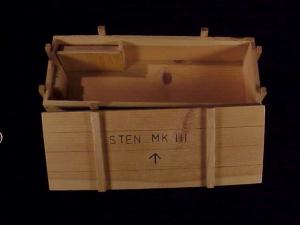 Gordon Heasman Sten MK II-1-27