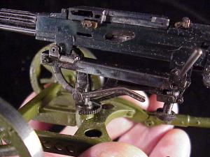 Miniart Goryunov wheel mt no shield CR-11-21