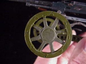 Miniart Goryunov wheel mt no shield CR-11-22