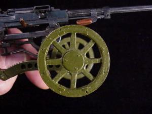 Miniart Goryunov wheel mt no shield CR-11-23