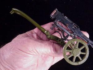 Miniart Goryunov wheel mt no shield CR-11-27