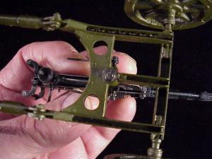 Miniart Goryunov wheel mt no shield CR-11-30