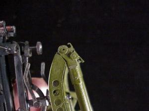 Miniart Goryunov wheel mt no shield CR-11-32