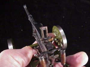 Miniart Goryunov wheel mt no shield CR-11-34