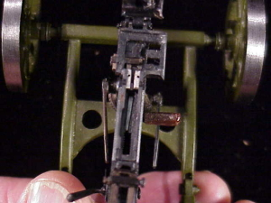 Miniart Goryunov wheel mt no shield CR-11-38