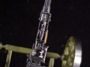 Miniart Goryunov wheel mt no shield CR-11-39