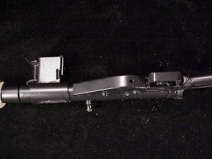 Misimer silenced Sten CR-35-17