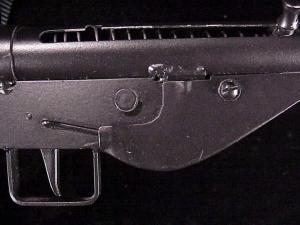 Misimer silenced Sten CR-35-30