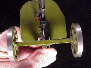 Miniart Goryunov shield CR-12-16