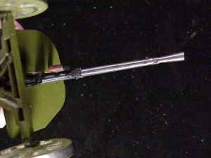 Miniart Goryunov shield CR-12-31