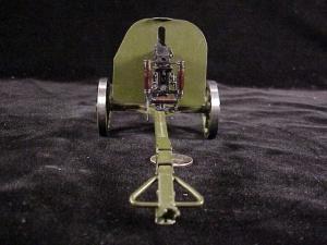 Miniart Goryunov shield CR-12-9