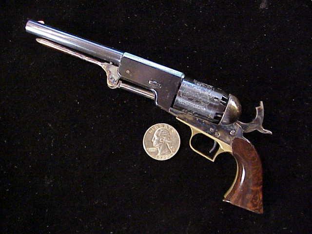 Wayne Driskill Miniature Firearms – Uberti 47% Scale Colt