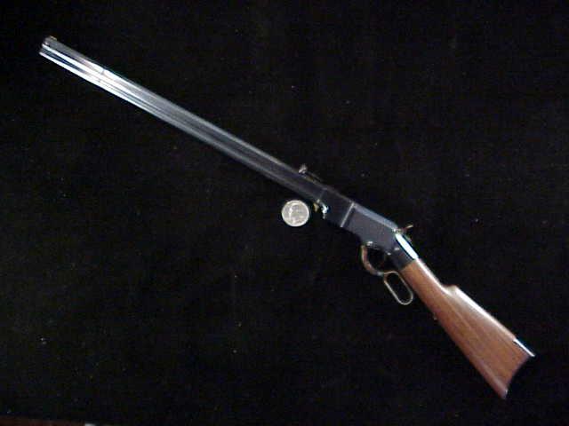 Wayne Driskill Miniature Firearms – Mike Barrett