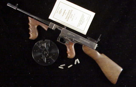Wayne Driskill Miniature Firearms – Machine Guns