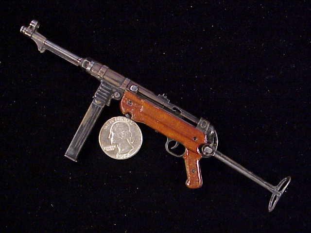 Wayne Driskill Miniature Firearms – Machine Guns